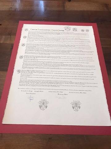 Signature-Charte-de-jumelage-avec-Elciego-20-avril-2018-3